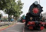 Entrance Ticket to The Railway Museum in Tashkent