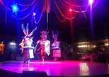 Peruvian Dinner Buffet, Typical Show and Barranco Tour