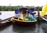 Hoi an basket boat,crab fishing and cooking class