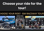 USA - Arizona: ISM Raceway 2 hour Segway, Fat Tire Scooter or Limo Golf Cart Tour