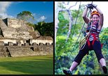Central America - Belize: Altun Ha Mayan Ruins & Zipline Tour from Belize City (ALL INCLUSIVE)