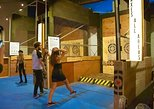 Learn how to throw Axes!!!