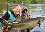 Tinger Guide Service- Guided Salmon Fishing
