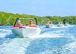 Mexico - Riviera Maya & the Yucatan: Jungle Tour Adventure cancun: Speed Boat and Snorkeling
