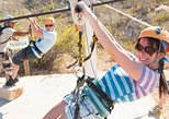 Mexico - Baja California Sur: Outdoor Adventure includes Zip-line, Rappelling, Suspension Bridge & more