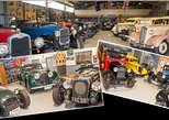 Napier Vintage Car Tour and Hooters Showroom Visit (Price per Car, up to 4 ppl)