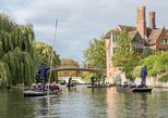 Combo: Punting + Student-Guided Cambridge University & City Tour