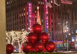 NYC Holiday Double-Decker Bus and Walking Tour