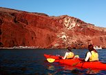 Santorini : Morning Sea Kayak & Snorkel with Lunch
