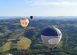 Hot Air Balloon Flight Over Tuscany from Siena