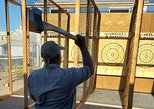 Caribbean - Bahamas: 90 minutes of Outdoor Axe Throwing with 5 types of axes