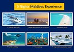 Maldives Adventure 5 nights stay with 6 excursions