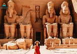 Abu Simbel Temples from Aswan by Flight