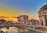 Explore the city of Skopje-Ohrid / food and wine tasting