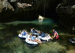 Central America - Belize: Cave-kayak or tubing and Xunantunich
