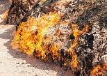 Europe - Azerbaijan: Burning Mountain&Fire Temple Tour