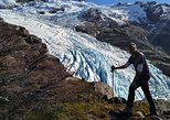 Navegación y Trekking al Lago del Desierto y Gran Glaciar Vespignani. El Chalten, ARGENTINA