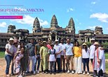Asia - Cambodia: 1-Day Shared Tour To Angkor Wat With Sunset By Excellent Guide-Small Group