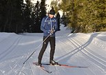 Cross-country training course in Sigdal