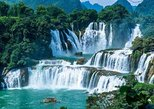 things to do in nanning china | mesmerizing detian waterfall