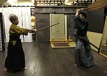 90-Min. Ninja+Samurai Combined Workshop : Wear Ninja+Samurai Garbs (4 techs)
