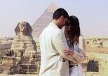 Cairo Layover Tour to Giza Pyramids Egyptian Museum and Khan Khalili Bazaar