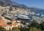 Private shore excursion from Monaco Monte-Carlo : Full day Western French Riviera (8 hours), ,