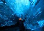 Blue Ice Cave Exploration (from Jökulsárlón Glacier Lagoon)