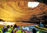Caves and Dolphin Watching Cruise from Albufeira