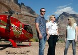 Grand Canyon Helicopter Tour, Champagne Picnic from Las Vegas