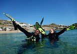 scuba diving adventure in mykonos