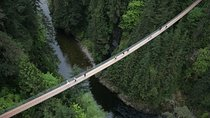 Capilano Suspension Bridge Admission, British Columbia, Attraction Tickets