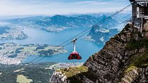 Mt Pilatus Experience with the world's steepest Cogwheel Railway, Lucerne, Attraction Tickets