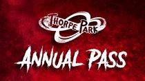 THORPE PARK Annual Pass, South East England, Theme Park Tickets & Tours
