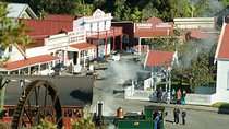 Shantytown Heritage Park Experience, Greymouth, Attraction Tickets