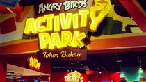 Angry Birds Activity Park Admission Ticket, Johor Bahru, Theme Park Tickets & Tours