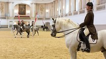 Spanish Riding School: Morning Exercise Entrance Ticket in Vienna, Vienna, null