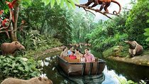 River Safari Admission Ticket including 2 Boat Rides, Singapore, Attraction Tickets