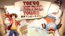 Tokyo ONE PIECE Tower Entrance Ticket and Live Show, Tokyo, Attraction Tickets