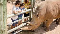 Monarto Zoo General Admission Ticket, Adelaide, City Tours
