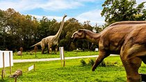 Dino Park Radailiai Admission Ticket, Klaipeda, Attraction Tickets