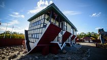 Upside Down House Radailiai Admission Ticket, Klaipeda, Attraction Tickets
