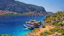 Aegean Islands Hisaronu All Inclusive Boat Trip from Marmaris, Marmaris, Day Cruises