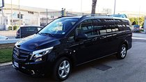 Ciampino or Fiumicino Airport Shared Van Transfer to Rome Tickets