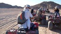 Enjoy sunrise and Quad Biking in the Egyptian Desert from Sharm el Sheikh, Sharm el Sheikh, Private...