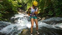 Rappel El Encanto Waterfall in Jaco, Jaco, Climbing