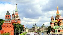 Private Moscow City Tour with Red Square and Kremlin Tickets