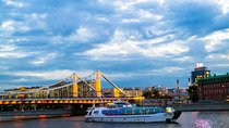 Moscow River Cruise with Free Dessert and Coffee on Private Tour Tickets