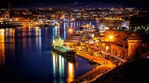 Valletta: Two Harbors Cruise by Night Tickets