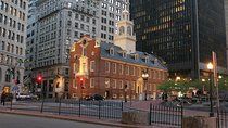 New York to Boston Day Trip by Rail, Boston, Pedicab Tours